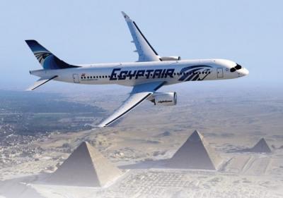 EgyptAir: Για πρώτη φορά μετά από δεκαετίες απευθείας πτήσεις προς το Τελ Αβίβ