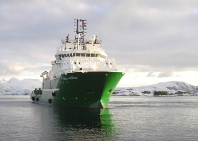 Havila Shipping ASA Reports Lower Income on Reduced Vessel Demand