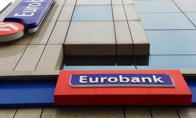 Eurobank: Ανάρτηση ενημέρωσης για τη διαβίβαση προσωπικών δεδομένων