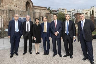 Η Eurobank χορηγός της τελετής απονομής του διεθνούς Βραβείου «Αυτοκράτειρα Θεοφανώ» & του νέου θεσμού «Συζήτηση Στρογγυλής Τραπέζης Θεοφανώ»