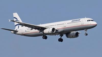 Aegean: Παράταση αναστολής πτήσεων