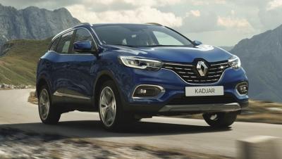 Renault KADJAR: Άμεσα διαθέσιμο σε ασυναγώνιστη τιμή και με δώρα