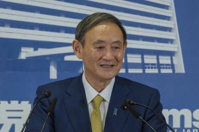Ο Γιοσιχίντε Σούγκα εξελέγη νέος πρωθυπουργός της Ιαπωνίας