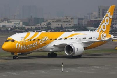 Scoot: Αναστολή πτήσεων προς Αθήνα και Βερολίνο ως και τον Μάρτιο του 2021