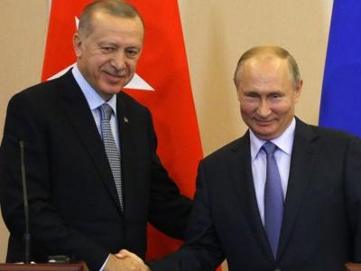 Η Μόσχα στηρίζει την απόφαση της Τουρκίας για την Αγία Σοφία