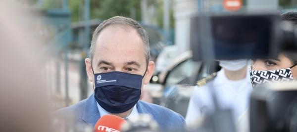 Γ. Πλακιωτάκης: Η προσπάθεια για ασφαλή ταξίδια με πλοίο συνεχίζεται με αμείωτη ένταση