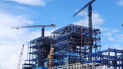 Πτώση κατά 22,4% στην οικοδομική δραστηριότητα τον Απρίλιο