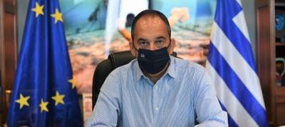 Διαδοχικές συσκέψεις στην Κρήτη υπό την προεδρία του ΥΝΑΝΠ κ. Γ. Πλακιωτάκη για την ένταξή της στο Μεταφορικό Ισοδύναμο